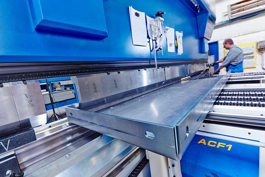 CNC Rundbiegemaschine