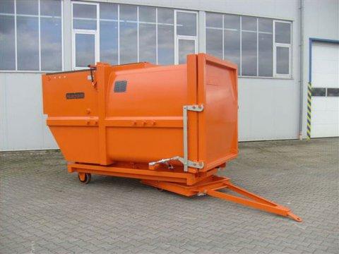 Verschiebeanlage (Transportwagen Deichsel Drehkranz)